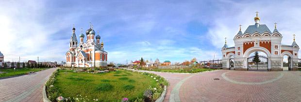 загружается фото Бердск. Кафедральный собор.